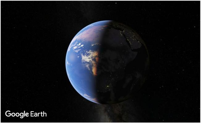 actualizan Google Earth