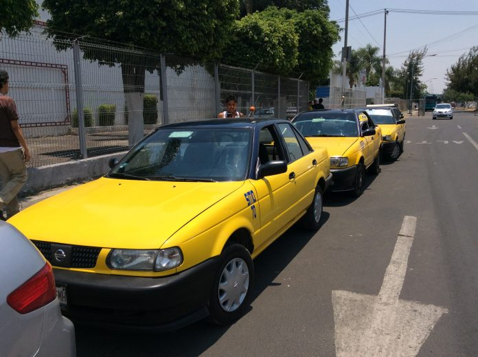 Cerró el Registro Estatal de Taxis