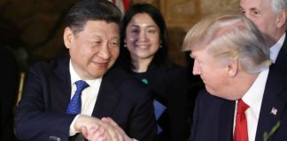 China y Trump se reúnen