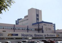 Hospital General de Occidente oficializa el arranque