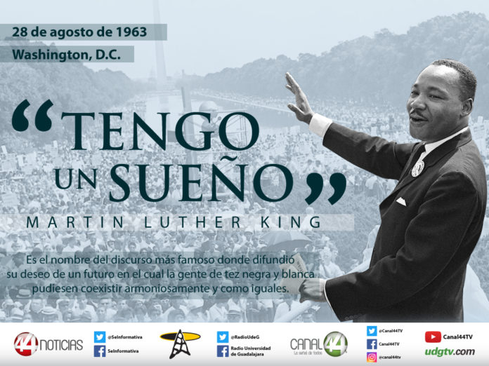 discurso Martin Luther King