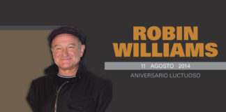 Robin Williams infografía