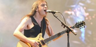 Fallece Malcolm Young