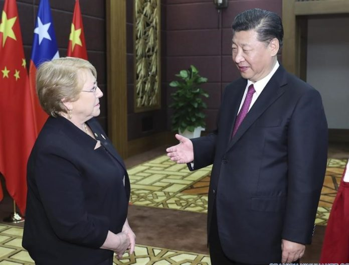 China y Chile