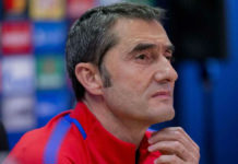 Valverde evitar Real Madrid