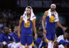 Warriors Clippers Stephen Curry