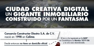 ciudad creativa digital empresa fantasma