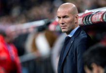 seguir Real Madrid Zidane