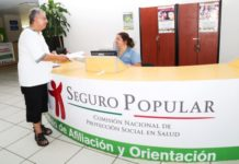 deuda seguro popular Hospital Civil