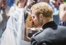 boda Harry Meghan Markle