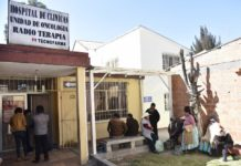 Bolivia estafa pacientes cáncer hospital público