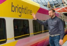 brightline tren veloz Miami