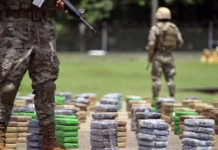 Costa Rica red narcotráfico