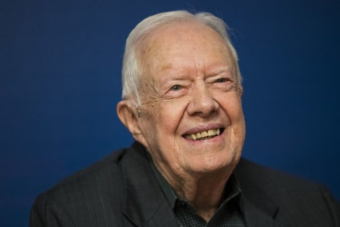 Jimmy Carter Donald Trump