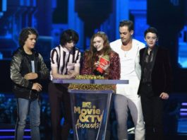 Premios MTV movie and tv awards