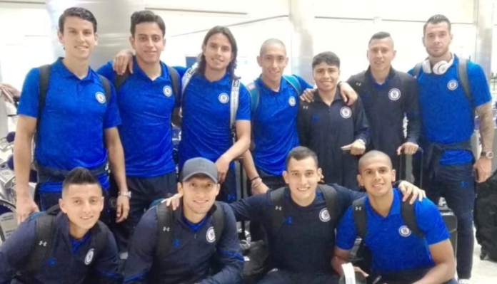 Cruz Azul California pretemporada