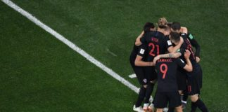 Croacia octavos final RUsia