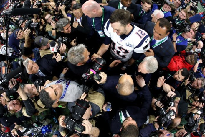 Patriots ganan sexto Super Bowl