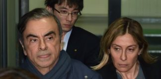 esposa de Carlos Ghosn