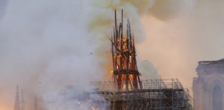 aguja Notre Dame