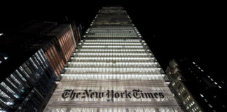 New York Times Boeing