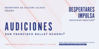 audiciones en San Francisco Ballet School