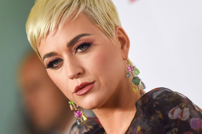 Katy Perry copió una canción