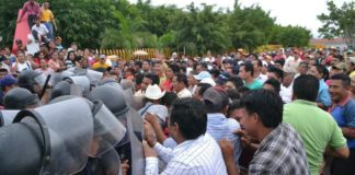 protestas Tabasco