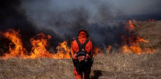 incendios sur de California