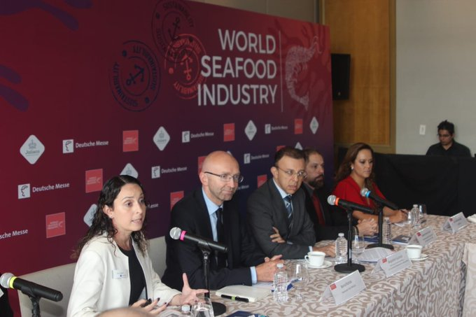 World Seafood Industry