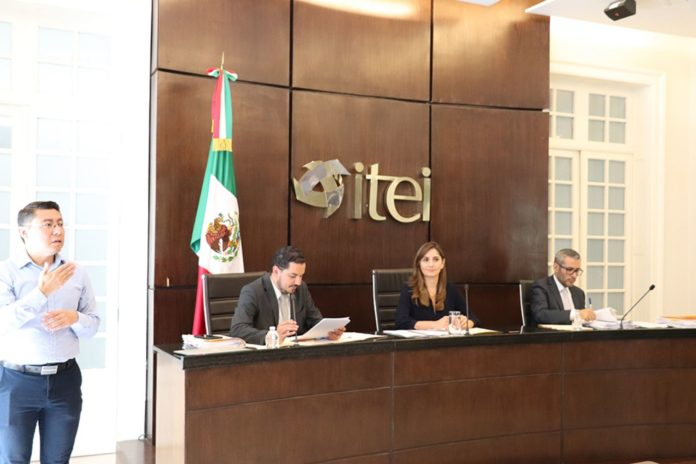 ITEI pide 85 mdp