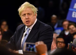 Boris Johnson sondeo