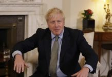Boris Johnson Irlanda del Norte