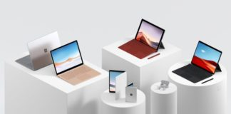 productos Surface